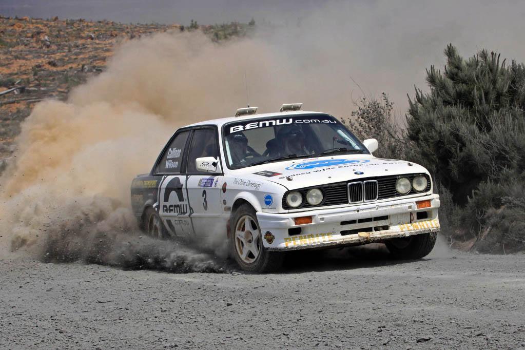 BEMW E46 M3 RALLY CAR